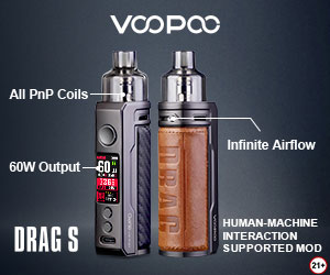 Voopoo drag x and s