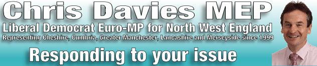 E Cig legislation Chris Davies MEP