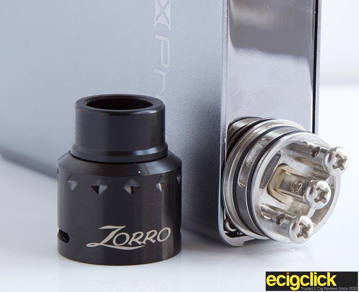Zorro RDA Build Deck