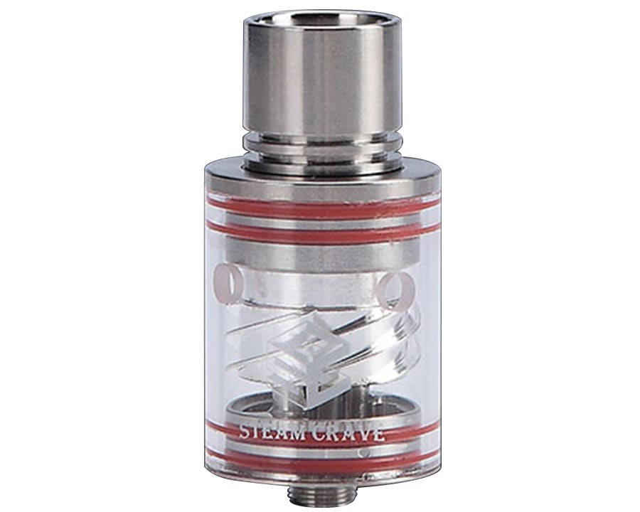 Steam Crave Aromamizer V2 RDA Review