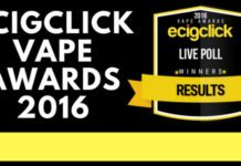 Ecigclick Vape Awards 2016 results
