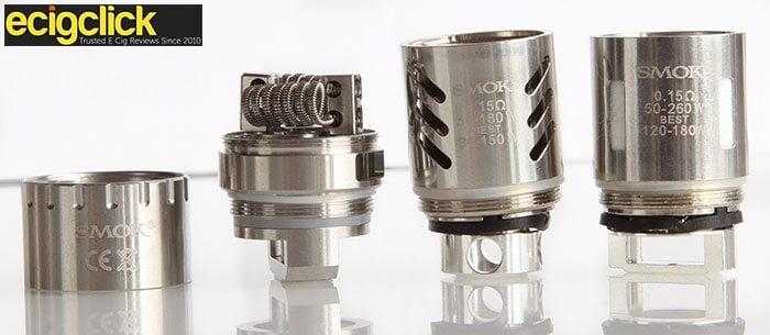 SMOK TFV8 RBA Coil Heads