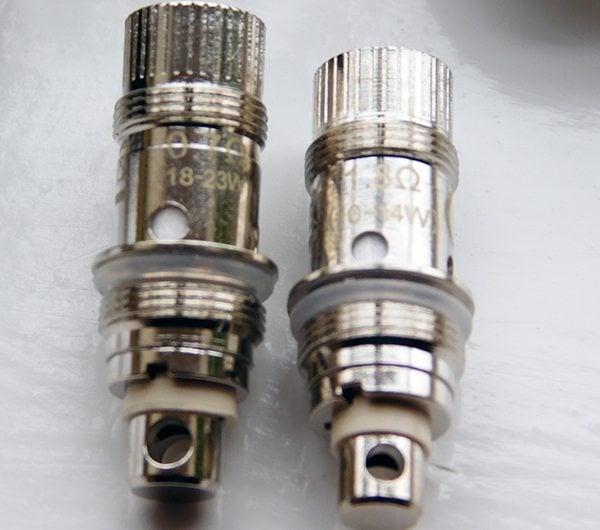 nautilus 2 coils