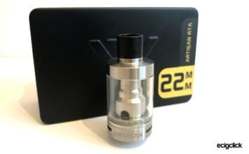 Envii Artisan RTA review