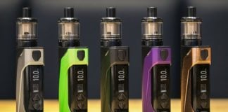 Wismec CB-60 Colours