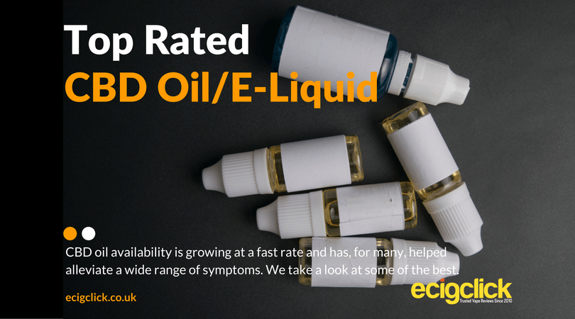 Best CBD Oil And Liquid