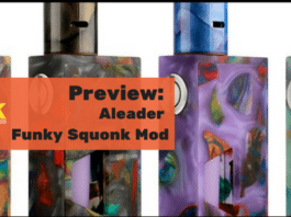 aleader Funky Squonk Preview