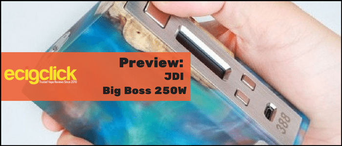 jdi big boss 250w preview