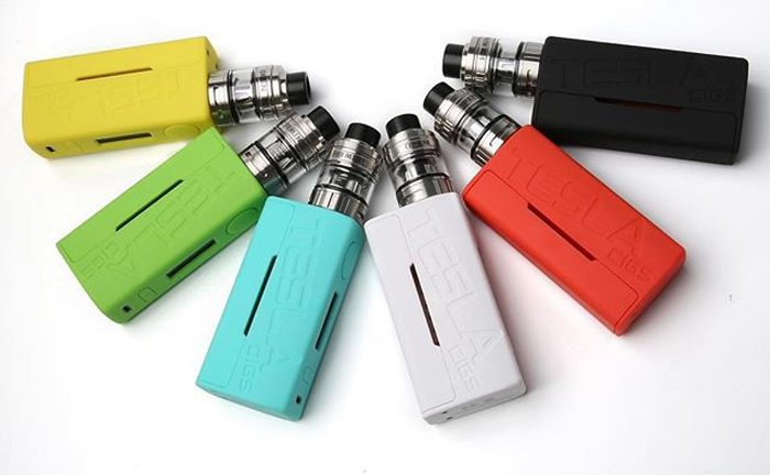 tesla wye 85w colours