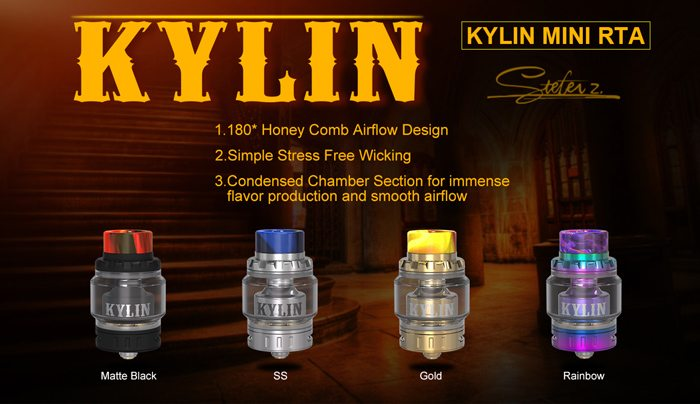 vandy vape kylin mini rta marketing banner