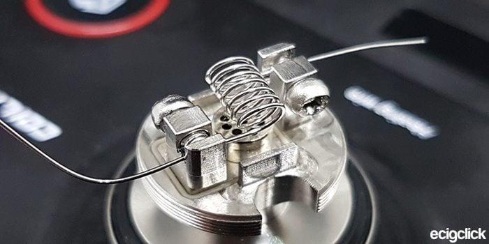 coil installation innokin ares mtl rta