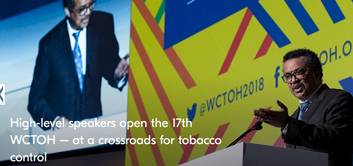 tobacco conference