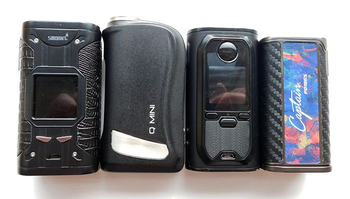 smoant cylon size comparison