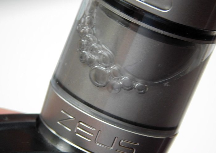 zues dual wicks well