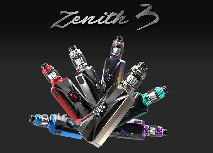ijoy zenith 3 kit marketing banner