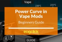 Vape Mod Power Curve Guide