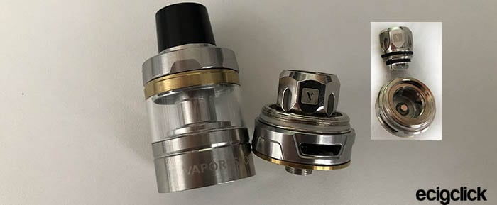 How to change coil on vaporesso cascade baby tank