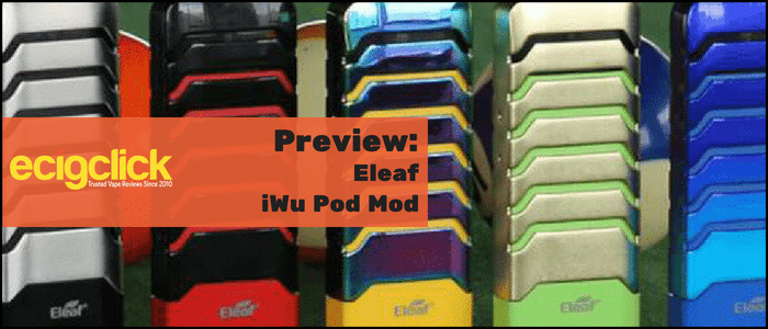 eleaf iwu pod preview