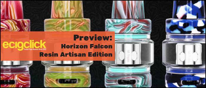 horizon falcon resin artisan preview
