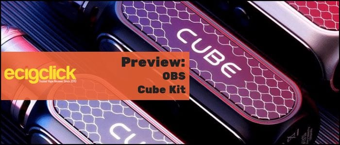 obs cube kit preview