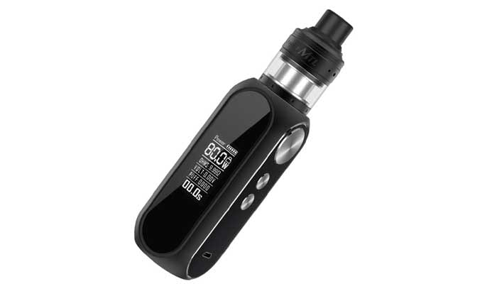 cube mtl kit black