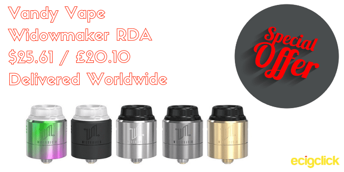 Vandy Vape Widowmaker RDA cheap