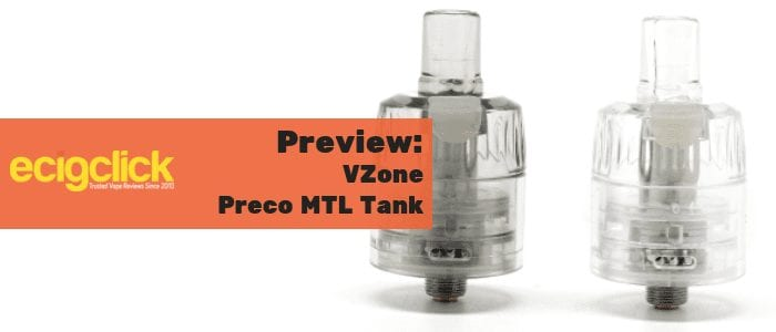 VZone Preco MTL Tank preview