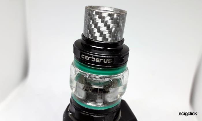 cerberus drip tip