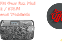 ECOFRI Gear Box Mod cheap