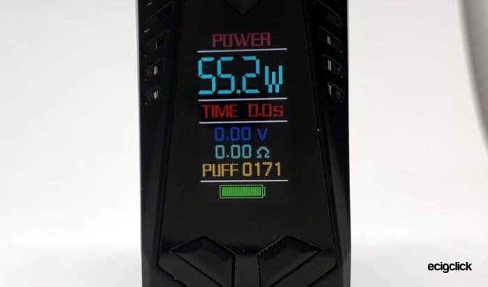 livepor 100W display
