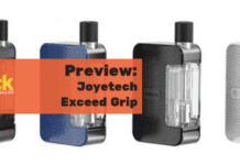 joyetech exceed grip preview