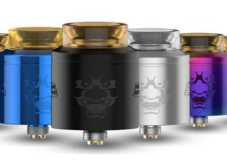geekvape Tengu rda review