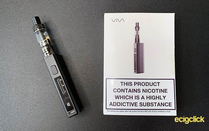 IQ VIVA Banner