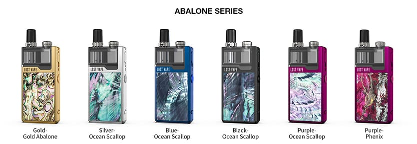 abalone orion plus pod kit