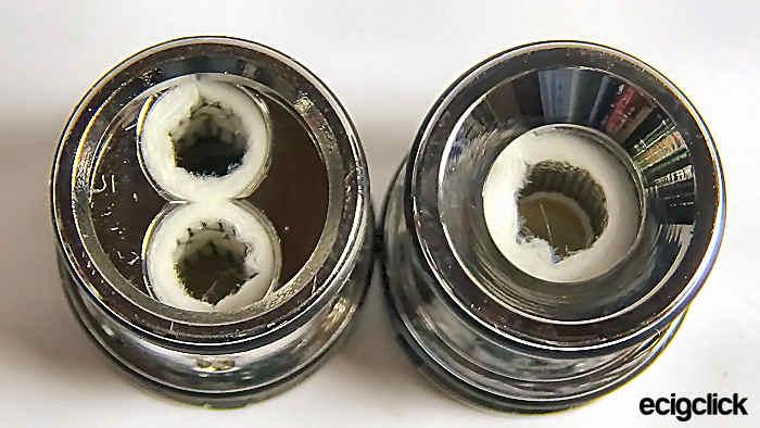 maat tank coils - inside view