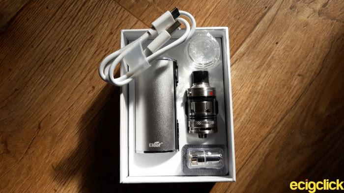 Eleaf iStick T80 Kit Unboxing