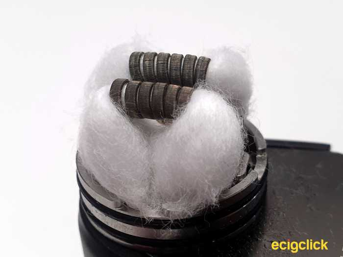 wicked dual coil build
