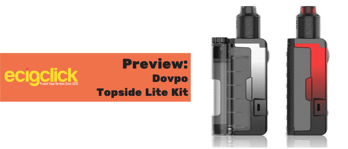 dovpo topside lite kit preview