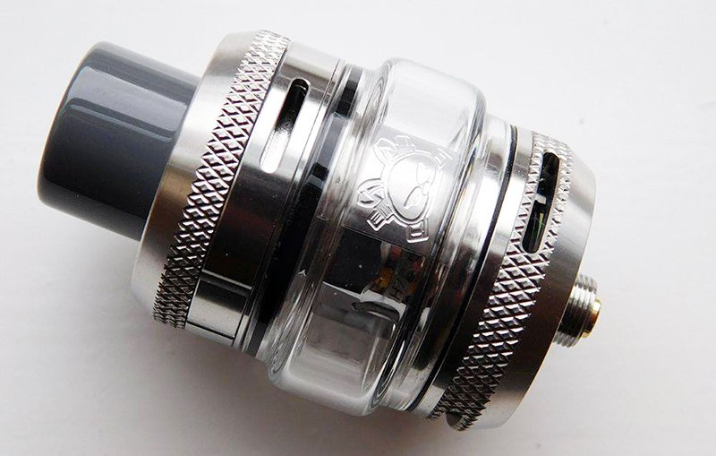 hellvape fat rabbit sub ohm tank bubble glass