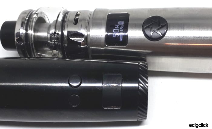 nunchaku 1 2 screen size