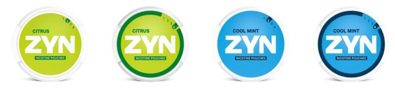 zyn nicotine pouches review