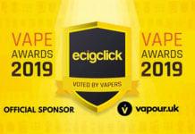 Ecigclick Vape Awards Results