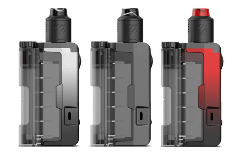 dovpo topside lite squonk kit review