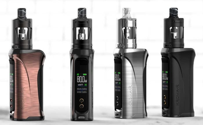 Innokin Kroma-R Zlide Kit colours