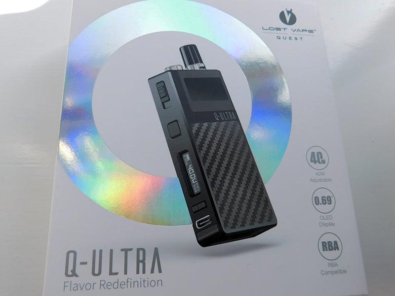q-ultra box