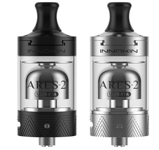 Innokin Ares 2 MTL RTA preview