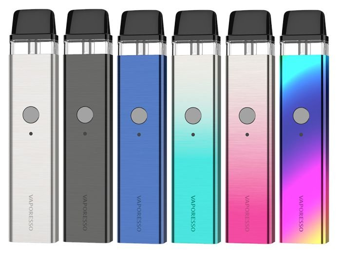 Vaporesso XROS colours