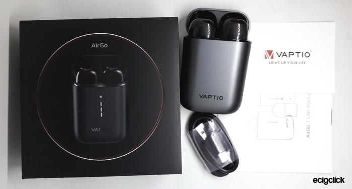 airgo kit contents