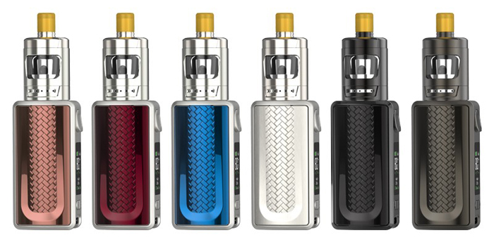 istick s80 colours