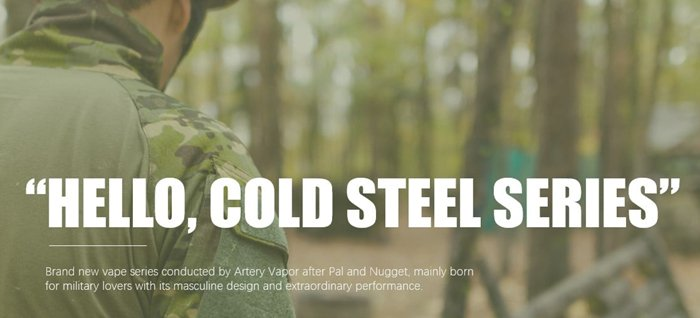 artery cold steel series